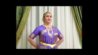 Бхаратанатьям - Indian dance in Moscow -