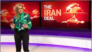 Art of the Iran Deal | May 9, 2018 Act 2 | Full Frontal on TBS