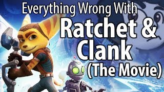 Everything Wrong With Ratchet and Clank (The Movie) - valeforXD
