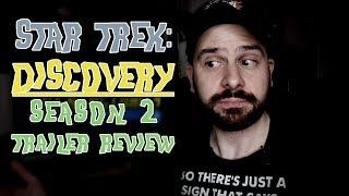 Star Trek: Discovery Season 2 Trailer Review