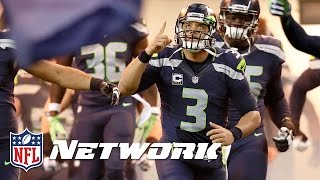 Russell Wilson on Life After Marshawn Lynch, the Playoffs, and Battling Injuries | NFL Network