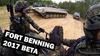 Airsoft CZ / Fort Benning 2017 BETA