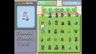 Digimon aeon gba rom download
