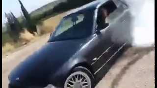 سيارات فلسطين | تفحيط خطير ورائع