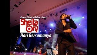 [LIVE-3on3] Sheila On 7 - Hari Bersamanya - Jogja 2012