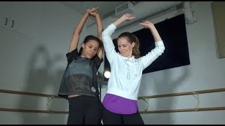 CUTEST MOTHER AND DAUGHTER DANCE DUO! | FAMILY DANCE GOALS