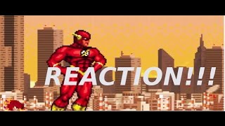 AnimationRewind: SONIC vs THE FLASH! REMATCH! Cartoon Fight Club Episode 114 REACTION!!!