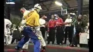capoeira vs karate