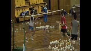 How Bad Do You Want It? Badminton