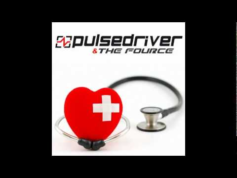Pulsedriver & The Fource - Can't Help Myself