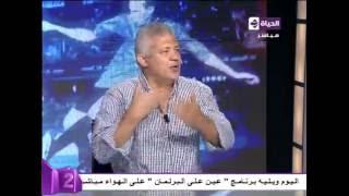 الملاعب اليوم - لقاء كابتن طارق يحيي مع كابتن محمد حلمي المدير الفني السابق للزمالك