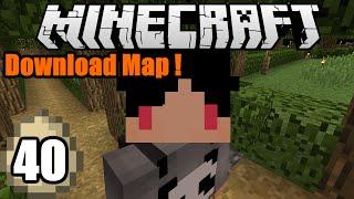 Minecraft Survival Indonesia - Jalanan Penuh Pohon! (40) [Download Map]