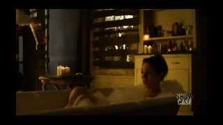 Lost Girl: Bo and Tamsin Bathtub Scene