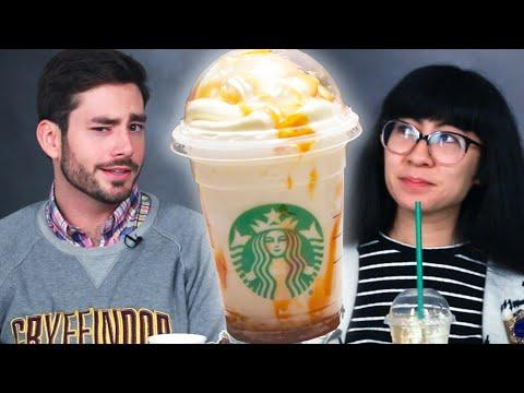 Xxx Mp4 People Try Secret Harry Potter Starbucks Butterbeer 3gp Sex