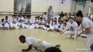 XII Encontro de Capoeira Raízes do Brasil, São Paulo | 2016