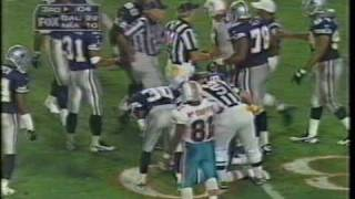 Madden & Summerall Commentary October 28,1996