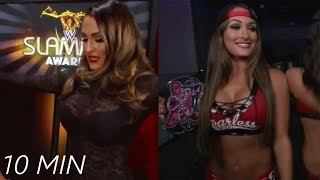 WWE Diva Nikki Bella Hot Compilation - 16 [10 MIN]