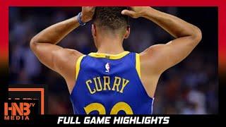 Golden State Warriors vs Detroit Pistons Full Game Highlights / Week 2 / 2017 NBA Season