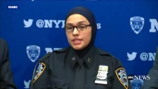 Muslim Cop Harassed by Man
