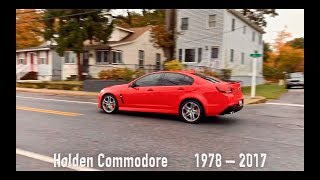 Chevy SS Meet | Thank You Holden (Commodore SSV Redline)