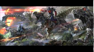Transformers AOE Song: Powerless by Linkin Park