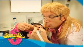 Samantha Oups ! Samantha chez le dentiste (partie 1)