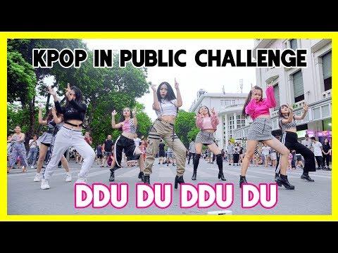 Download Lagu [KPOP IN PUBLIC CHALLENGE] BLACKPINK '뚜두뚜두 DDU-DU DDU-DU' | Cover by GUN Dance Team from Vietnam MP3
