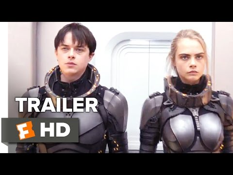 Xxx Mp4 Valerian And The City Of A Thousand Planets Official Trailer Teaser 2017 Movie 3gp Sex