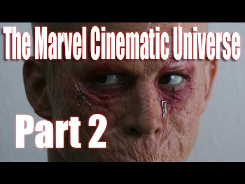 THE MARVEL CINEMATIC UNIVERSE Part 2 The Dark Ages