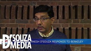 BREAKING: D'Souza Responds To Berkeley