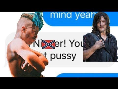 Moonlight XXXTentacion Lyric Prank on Racist Bully (COPS CALLED)