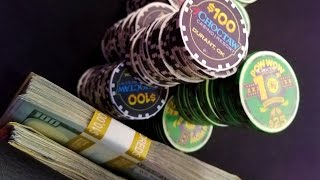 VLOG: High Stakes MADNESS On Poker Night In America!