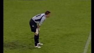 Hajduk - DVSC (0:5) 2005 1st half
