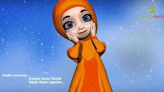Hasbi Rabbi Jallallah - Animated Version | Ayisha Abdul Basith