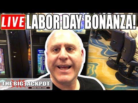 Labor Day Huge Jackpot Bonanza l The Big Jackpot