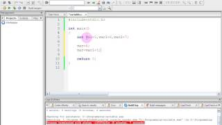 Bangla C programming tutorial -02- Variable