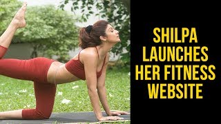 Shilpa & Tiger Launch Her Fitness Website | Arjun Rampal Excited For Aankhein 2