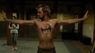 [Iron Fist] Danny Teaching Colleen