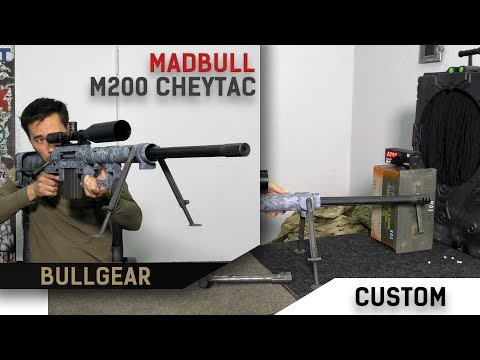 Xxx Mp4 M200 Cheytac Madbull кастом от Bullgear за 200 тыс руб 3gp Sex