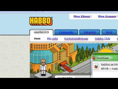 Habbo.se hack fungerar 2010 2011 INGA lösenord INGA NUMMER