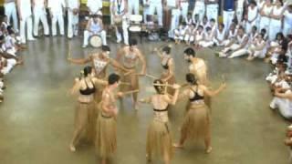 Apresentação Maculelê / Cordão de Ouro Viçosa - MG