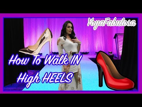 Xxx Mp4 How To Walk In High Heels ❤ Tutorial ❤ For Beginner 39 S Crossdressers Amp Biological Ladies 3gp Sex