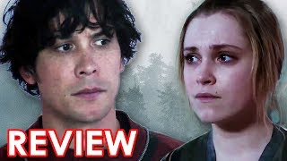 The 100 Season 4 Finale REVIEW