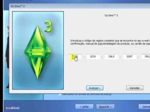 Como instalar sims 3 Com Daemon Tools Como baixar e instalar 2011