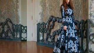 Kayra 2016 Yeni Sezon Tesettür Abiye Elbise Koleksiyon Modelleri