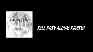 Fall Prey EP by A Vulture Wake Album Review