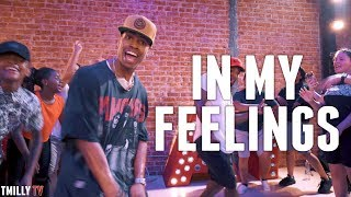 """Drake - """"In My Feelings"""" - Choreography by Phil Wright 