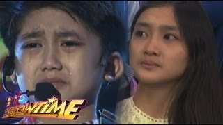 MiniMe contestant touches the heart of madlang people