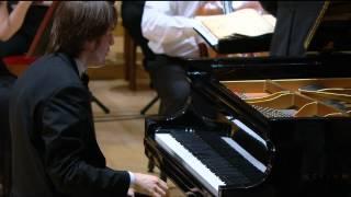 Daniil Trifonov: Tchaikovsky - Piano Concerto No 1 - SACD Promo II