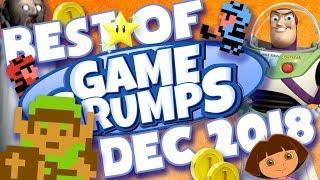 BEST OF Game Grumps - December 2018